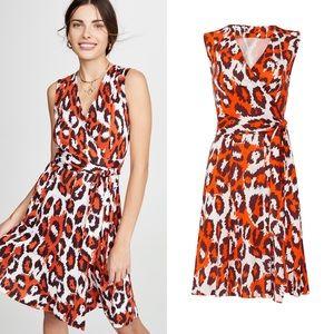 Diane von Furstenberg Jasmine Silk Wrap Dress